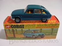 1. Brinquedos antigos - Corgi Toys - Renault 16 TS
