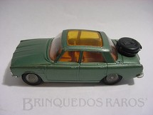 1. Brinquedos antigos - Corgi Toys - Rover 2000 TC Take-Off Wheels com step Ano 1969