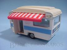1. Brinquedos antigos - Corgi Toys - Trailer Caravan Década de 1970
