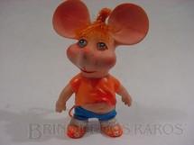 1. Brinquedos antigos - Sem identificação - Topo Gigio com 8,00 cm de altura