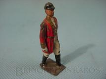 1. Brinquedos antigos - Britains - Cavaleiro a pé Década de 1950