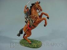 1. Brinquedos antigos - Elastolin - Comandante Romano a cavalo
