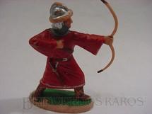 1. Brinquedos antigos - Marx - Arqueiro Medieval com arco
