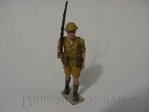 1. Brinquedos antigos - Hobbylandia - Soldado Inglês do 8º Exercito África 1942