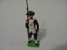 1. Brinquedos antigos - Mauro - Soldado de Infantaria do 1º Regimento  de Bragança de 1767