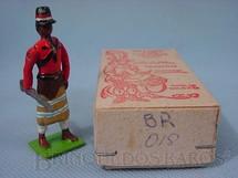 1. Brinquedos antigos - Mauro - Soldado de Infantaria Paraguaia, Guerra do Paraguai, 1865