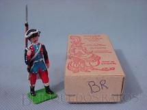 1. Brinquedos antigos - Mauro - Soldado de Infantaria  de Guaratingueta de 1765