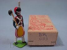 1. Brinquedos antigos - Mauro - Soldado porta Machado do Batalhão de Fuzileiros Em uniforme de gala. Brasil 1852