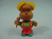 1. Brinquedos antigos - Sem identificação - Juanito personagem da HQ Mafalda com 7,00 cm de altura Década de 1970