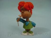 1. Brinquedos antigos - Sem identificação - Suzanita personagem da HQ Mafalda 9,00 cm de altura Década de 1970