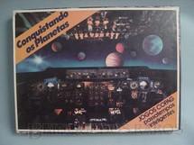 1. Brinquedos antigos - Copag - Conquistando os Planetas Década de 1980
