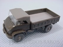 1. Brinquedos antigos - Wiking - Mercedes Benz Unimog militar escala HO