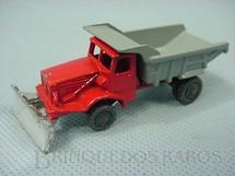 1. Brinquedos antigos - Corgi Toys-Husky - Aveling Barford Dump Truck Husky