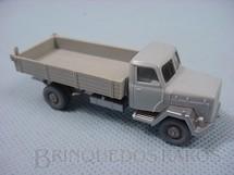 1. Brinquedos antigos - Wiking - Caminhão Magirus Deutz basculante escala HO