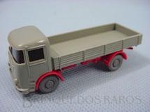 1. Brinquedos antigos - Wiking - Caminhão Berliner carga seca escala HO