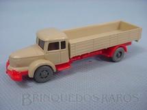 1. Brinquedos antigos - Wiking - Caminhão Krupp Titan carga seca escala HO