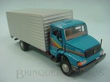 1. Brinquedos antigos - Arpra - Mercedes Benz 1614 baú