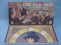 1. Brinquedos antigos - Estrela - Jogo Leilão de Arte Completo Ano 1974