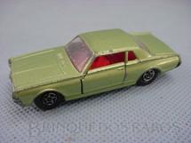 1. Brinquedos antigos - Matchbox - Mercury Cougar Superfast