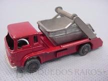 1. Brinquedos antigos - Corgi Toys-Husky - Bedford Multibucket Truck Husky