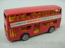 1. Brinquedos antigos - Corgi Toys-Corgi Jr. - Daimler Fleetline Double Decker Bus Corgi Jr