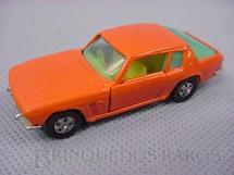 1. Brinquedos antigos - Corgi Toys-Corgi Jr. - Jensen Interceptor Corgi Jr Whizzwheels laranja