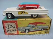 1. Brinquedos antigos - Corgi Toys - Ford Thunderbird Bermuda Taxi Ano 1963