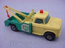 1. Brinquedos antigos - Matchbox - Dodge Wreck Truck Superfast