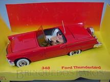 1. Brinquedos antigos - Corgi Toys - Ford Thunderbird do filme Vegas