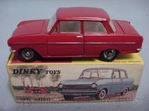 1. Brinquedos antigos - Dinky Toys - Opel Kadett