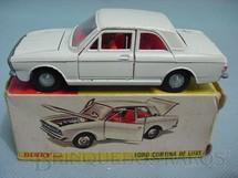 1. Brinquedos antigos - Dinky Toys - Ford Cortina Mark II de Luxe Ano 1967 a 1970