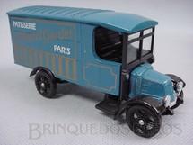 1. Brinquedos antigos - Corgi Toys - Furgão Renault 1910 Patisserie Marcel Gar