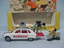 1. Brinquedos antigos - Corgi Toys - Gift Set Renault R16 Tour de France, Paramount Film Unit