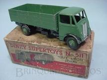 1. Brinquedos antigos - Dinky Toys - Guy 4 Ton Lorry Ano 1947