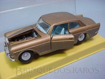 1. Brinquedos antigos - Dinky Toys - Rolls Royce Silver Cloud Década de 1970