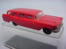 1. Brinquedos antigos - Eko - Plymouth Suburban
