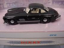 1. Brinquedos antigos - Dinky Toys - Mercedes Benz 300 SL Gullwing 1955 Fabricação Dinky Matchbox
