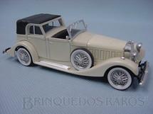 1. Brinquedos antigos - Rio - Hispano Suiza T12 1934