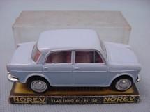 1. Brinquedos antigos - Norev - Fiat 1100D Década de 1960