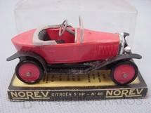 1. Brinquedos antigos - Norev - Citroen 5 HP Década de 1960