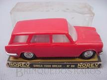 1. Brinquedos antigos - Norev - Simca 1500 Break Década de 1960