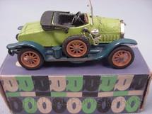 1. Brinquedos antigos - Rio - Fiat Spyder Zero 1914