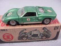 1. Brinquedos antigos - Mebetoys - Ford Mark II