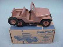 1. Brinquedos antigos - Carlos Natale - Jeep Willys Civil Década de 1960