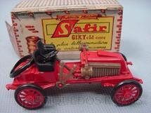 1. Brinquedos antigos - Safir - Renault Paris-Viene 1902