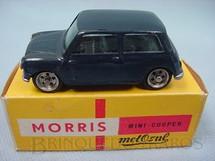 1. Brinquedos antigos - Met O Sul - Morris Mini Cooper