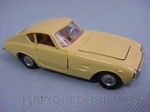1. Brinquedos antigos - Politoys e Polistil - Fiat 1.500 GT Ghia Politoys Década de 1970