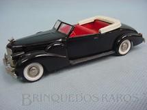 1. Brinquedos antigos - Rextoys - Cadillac V16 1938 conversível Década de 1980