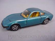 1. Brinquedos antigos - Norev-Jet Car - Opel GT 1900 Norev brésilienne Década de 1970