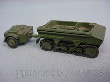 1. Brinquedos antigos - Dinky Toys - Ligth Dragon Tractor with Trailer